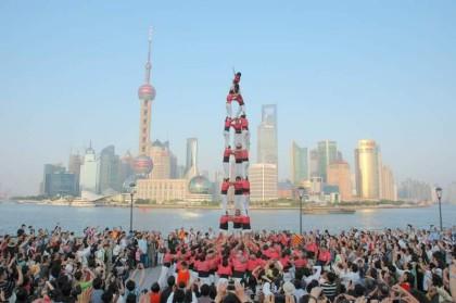 La Colla Vella torna a la Xina