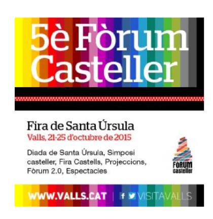 El 5è Simposi casteller  abordarà la immigració i el Concurs