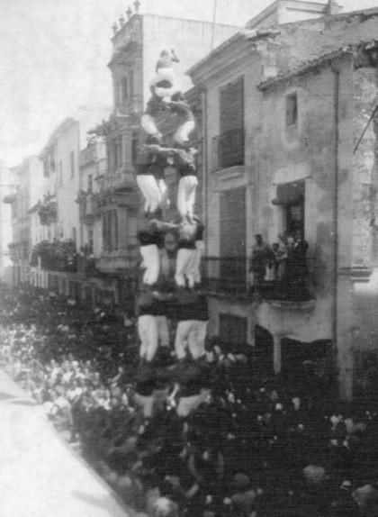 L'Arboç, Festa Major 1932