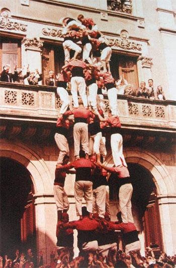 Valls, Diada del Pilar 1969