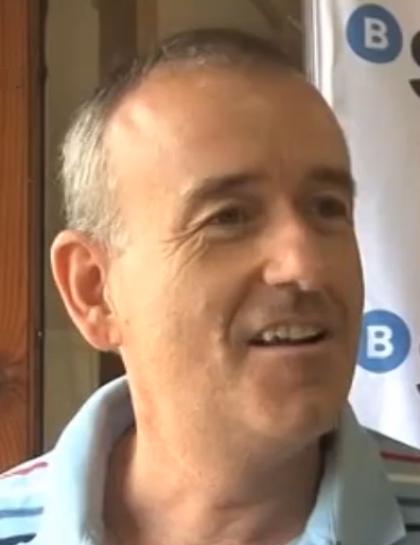 Pere Ferrando Romeu, III Premi Isidre de Rabassó d'Identitat Castellera