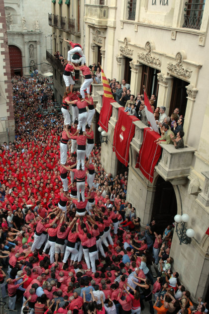 Valls, Sta. Úrsula 2005