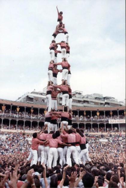 Tarragona, IX Concurs de Castells (1982)
