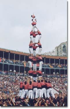 Tarragona, XV Concurs de Castells (1994)