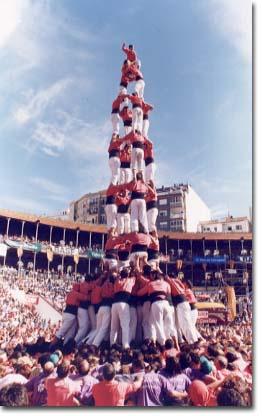 Tarragona, XVI Concurs de Castells (1996)