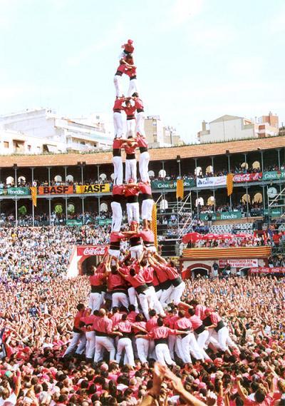 Tarragona, XVIII Concurs de Castells (2000)