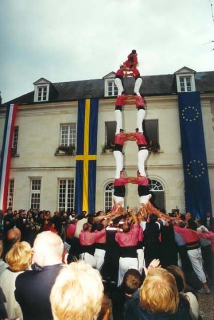 Saint-Cyr-sur-Loire i Tours (França), 2000