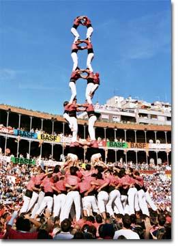 Tarragona, XIX Concurs de Castells (2002)