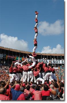 Tarragona, XX Concurs de Castells (2004)
