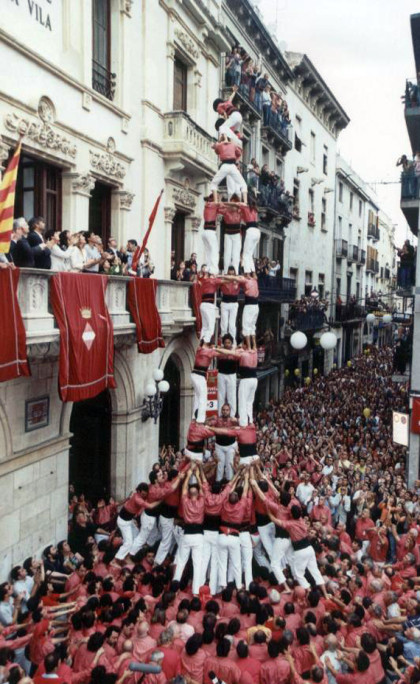 Valls, Sta. Úrsula 2006