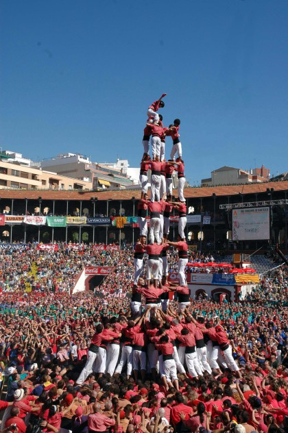 Tarragona, XXI Concurs de Castells (2006)