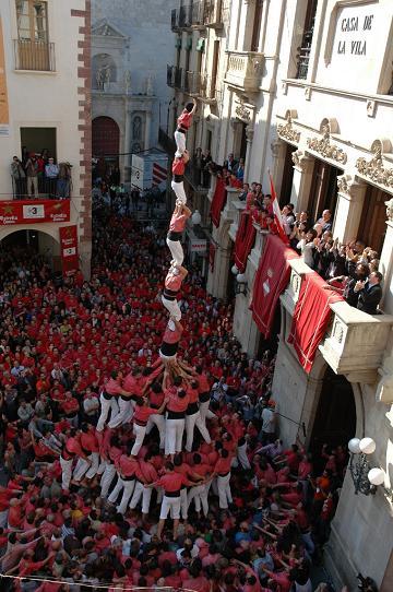 Valls, Sta. Úrsula 2007