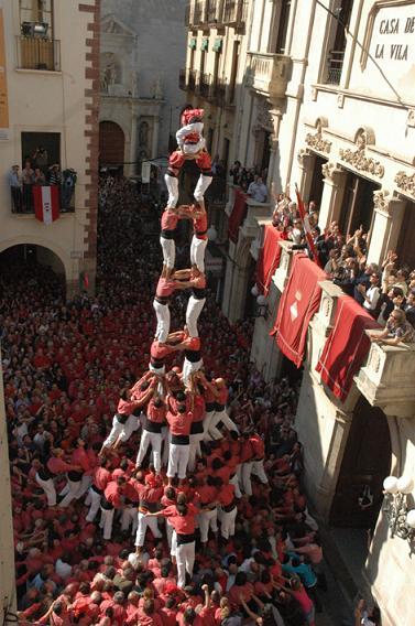 Valls, Sta. Úrsula 2008