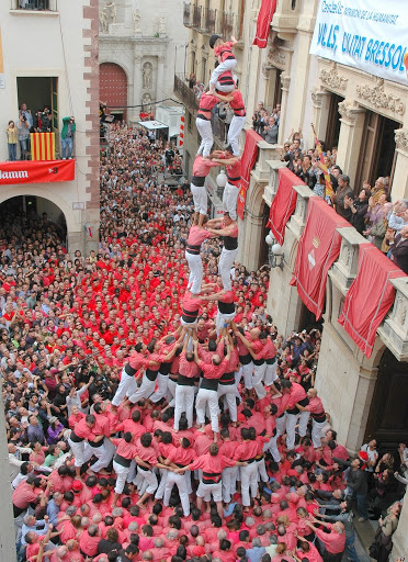 Valls, Sta. Úrsula 2009