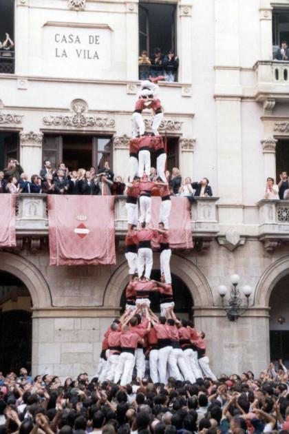 Valls, Sta. Úrsula 1999