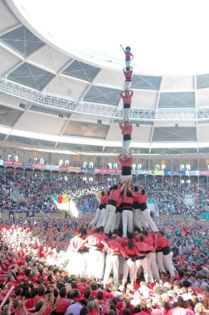 Tarragona, XXII Concurs de Castells (2008)