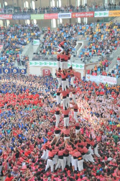 Tarragona, XXIII Concurs de Castells (2010)