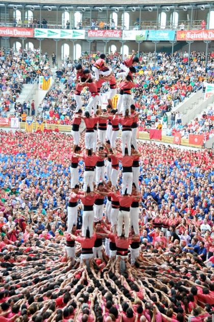 Tarragona, XXIV Concurs de Castells (2012)