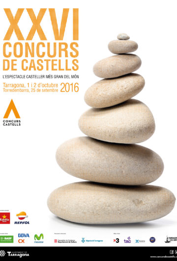 Concurs de Castells 2016: Rivalitat, progrés i respecte