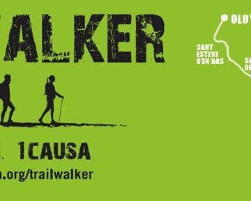 La Colla Vella al Trailwalker: quilòmetres que canvien vides