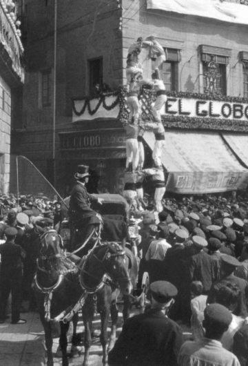 Reus: les Festes de Misericòrdia de 1904
