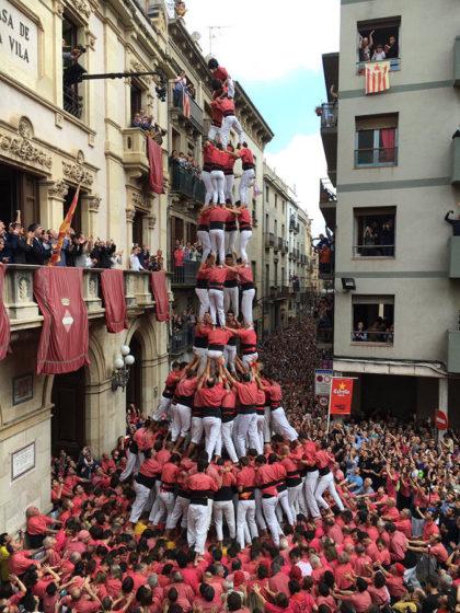 Valls, Sta. Úrsula 2016