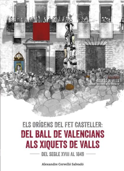 Una investigació situa la primera actuació castellera fa 226 anys