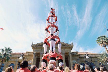 La Colla Vella s'agermana amb els costalers de Sant Calogero d'Agrigent