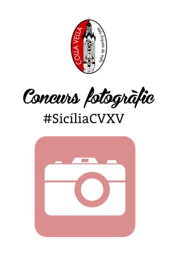 Concurs fotogràfic #SicíliaCVXV
