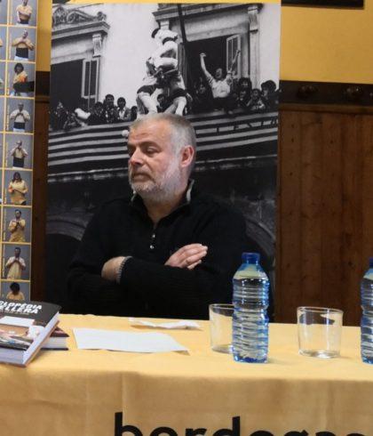L'historiador Xavier Güell, guanyador del V Premi Isidre de Rabassó d'identitat castellera