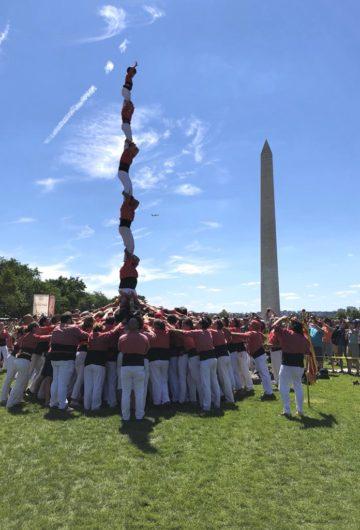 Segon dia de l'expedició a Washington DC