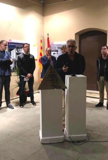 Exposició sobre els 50 anys del Grup d'habitatges de la Colla Vella