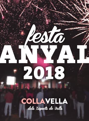 Programa de la Festa Anyal 2018