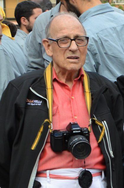 Ens ha deixat l'Anton Jornet, fotògraf de la Colla Vella
