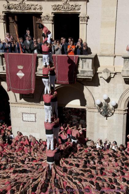 Valls, Sta. Úrsula 2017