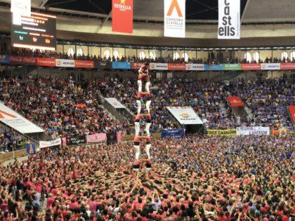 Tarragona, XXVII Concurs de Castells (2018)