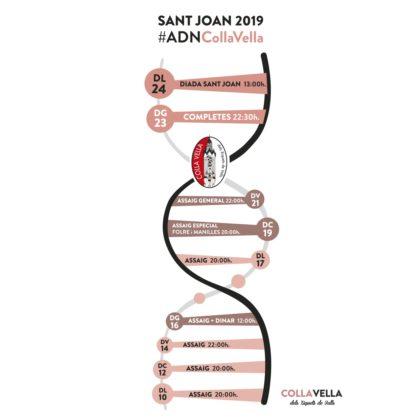 Per Sant Joan #ADNCollaVella