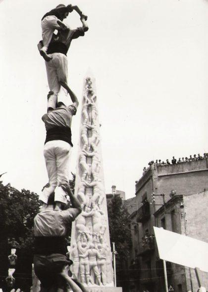 50 ANYS DEL MONUMENT ALS XIQUETS DE VALLS