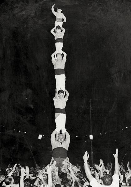 50 anys del primer pilar de sis.
